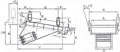 往复锯原理简单结构图