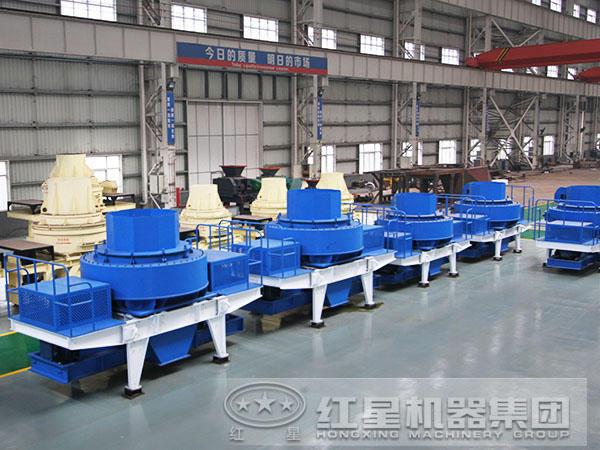 制砂机厂家生产的玄武岩制砂机多少钱一台